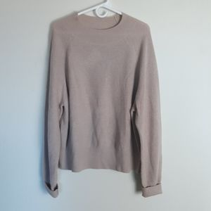 H&M 100% cashmere long sleeve sweater